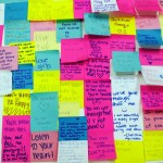 Post It Notes In School: How One Group Of Girls Did Something Extraordinary