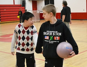 Peer Buddies: Meeting the Social Needs of Students with Severe Disabilities