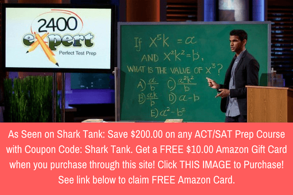 As Seen on Shark Tank_ Coupon Code-1