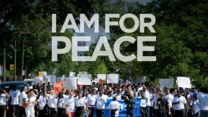 i am for peace