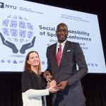 NYU School of Professional Studies Tisch Institute for Sports Management, Media, and Business Social Responsibility of Sports (SRS) Convenes Unprecedented Sports Industry Summit