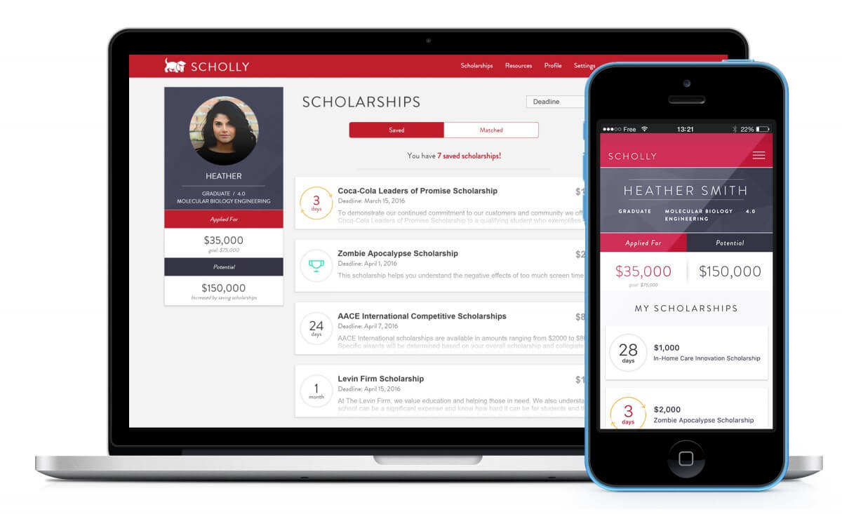 Scholly Now Helps Lower Student Loan Payments | EdNews Daily