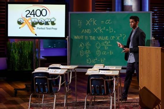 2400 SAT Prep Expert Coupons