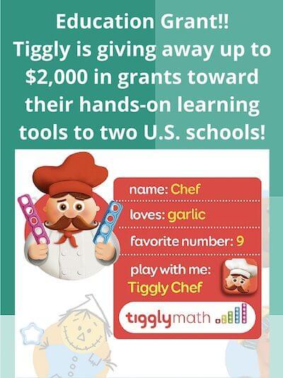 tiggly grant