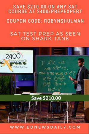 2400 SAT Prep Expert Coupon