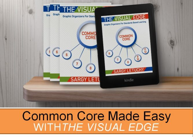 Visual Edge Image with Header