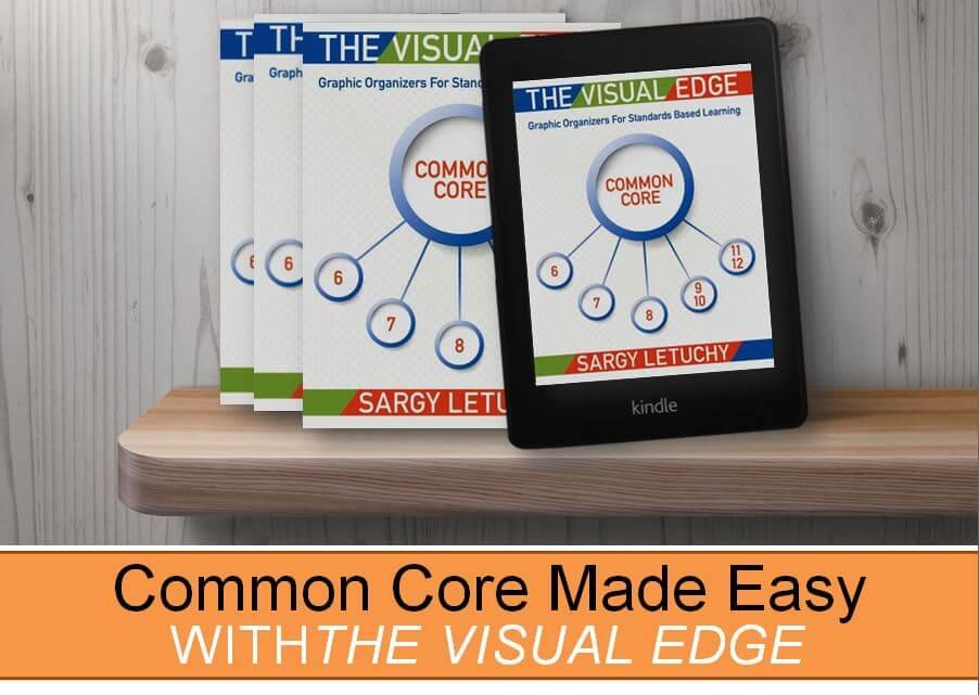 Visual Edge Image with Header