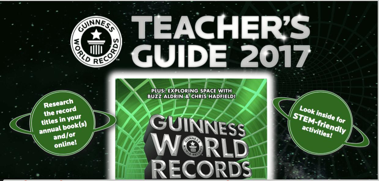 guinness teaching guide