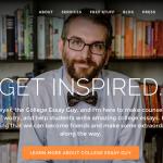 Ten Tips: How to Write Your Common App Activities List, Meet Ethan Sawyer, College Essay Guy