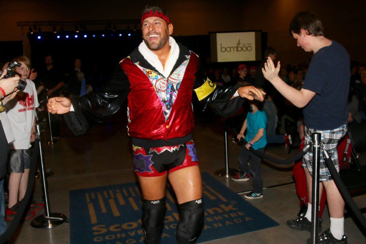 Colt Cabana, WWE