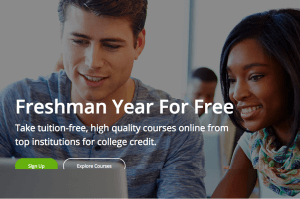freshman year for free modern states