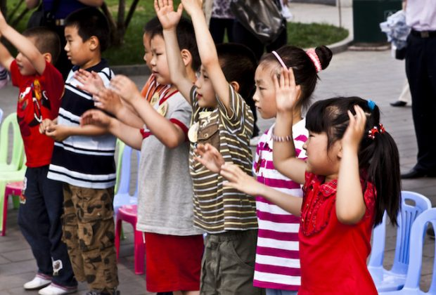 teaching esl china