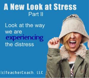 stressed teachers