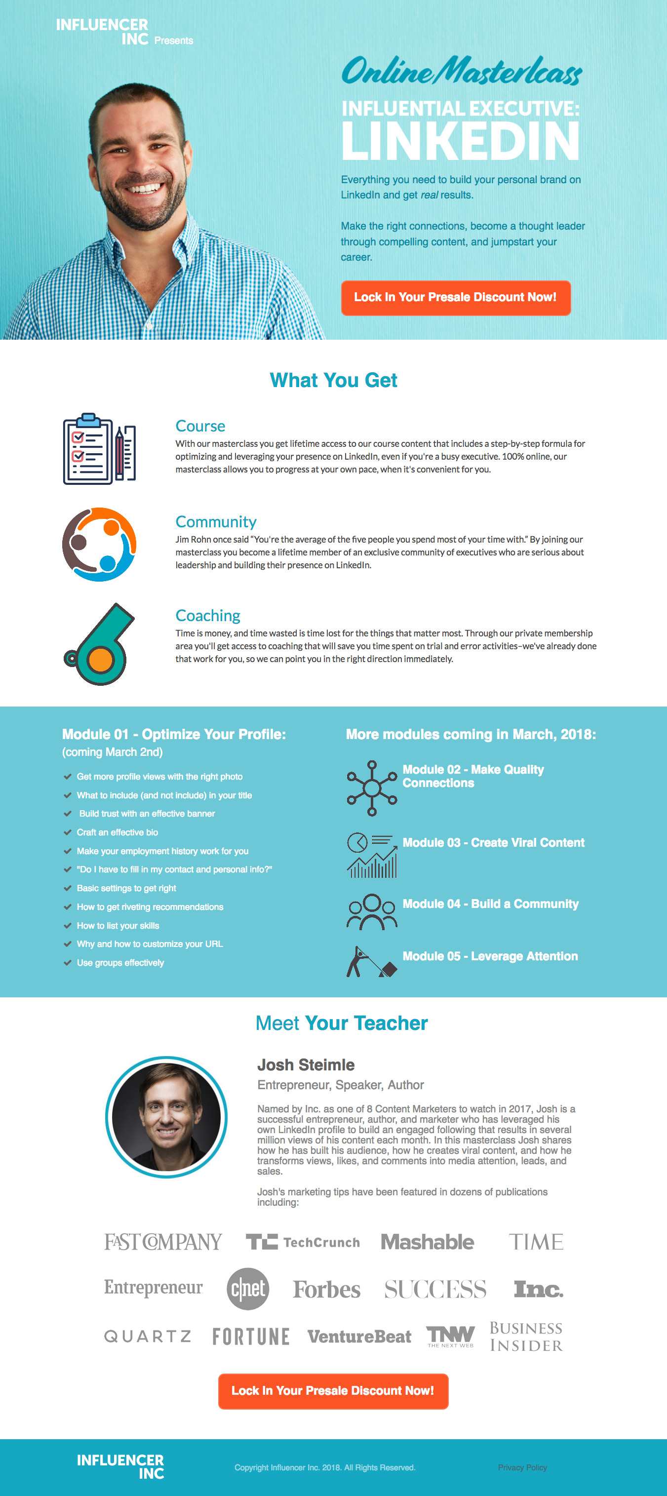 linkedin for teachers