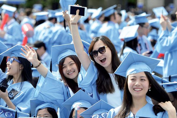 chinese students studying in US