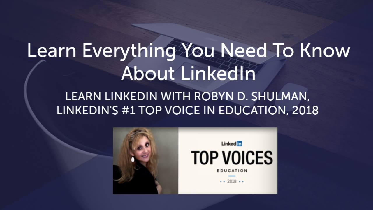 How To Use LinkedIn | EdNews Daily