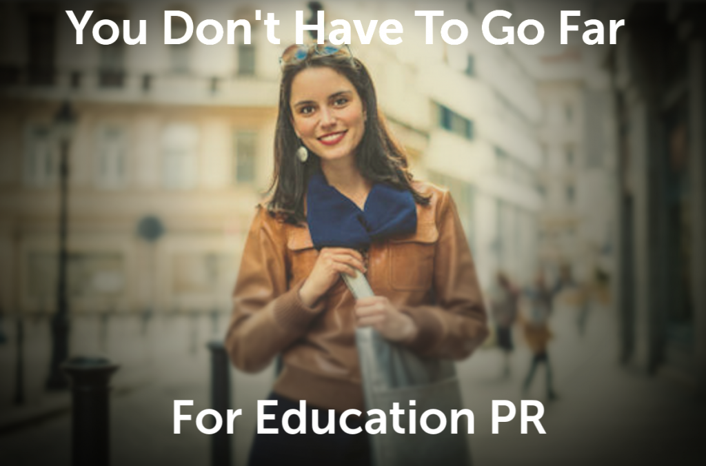 education pr and public relations
