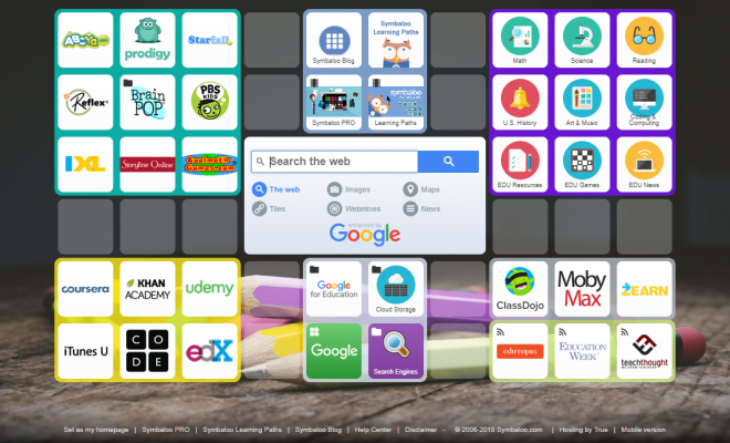 Symbaloo offering their free PRO version.