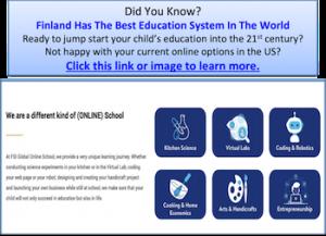 Finland School Online
